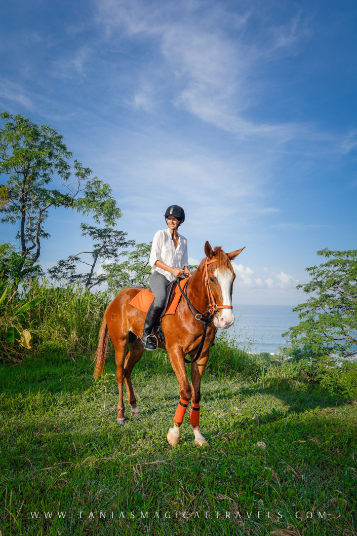 SPORT | Horse riding at Nihiwatu