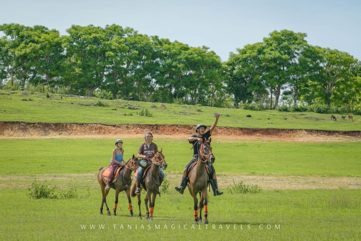 SPORT | Horse riding at Lamboya, Sumba Island
